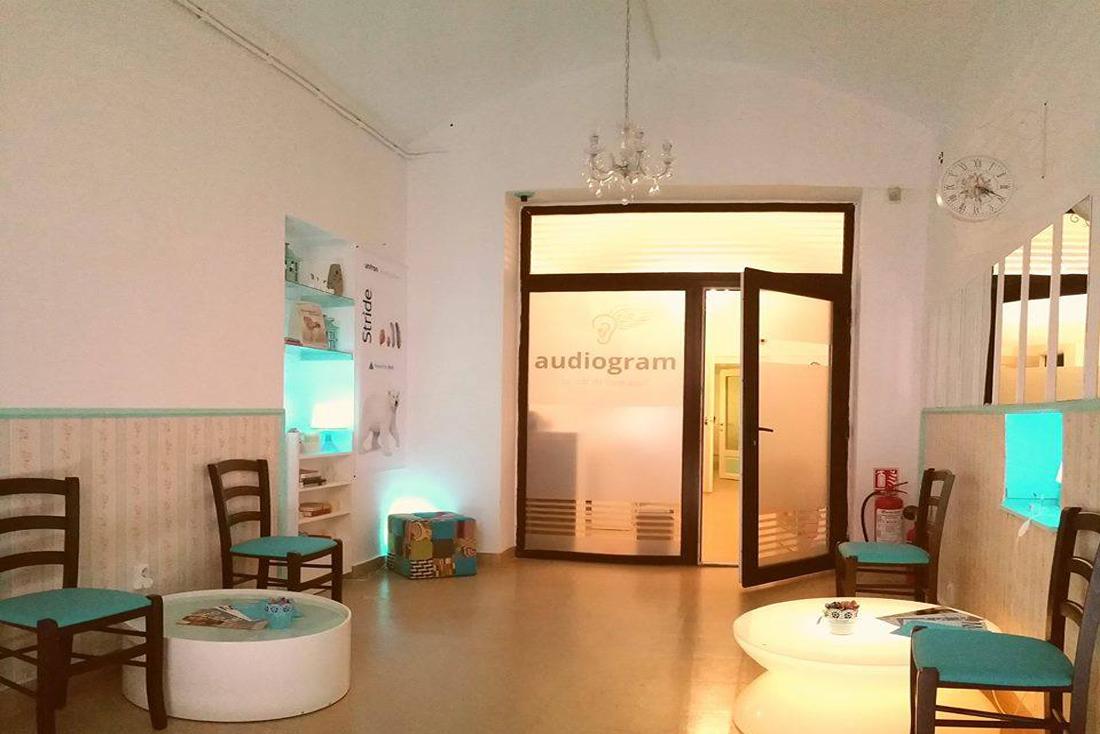 Cabinet Audiogram Cluj-Napoca