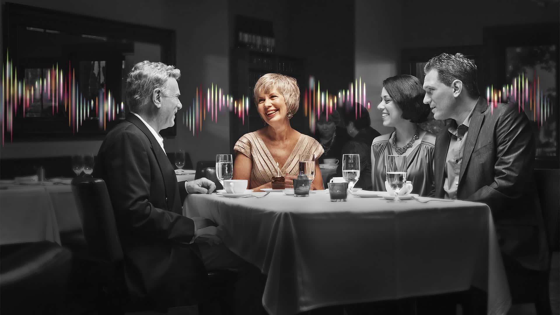 Tu…cât de bine auzi?